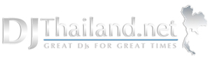 DJ Thailand – Thailand weddings DJ and events